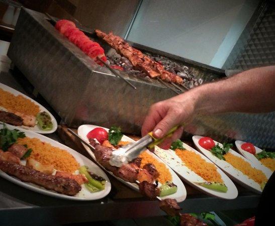 Elif Turkish Barbecue Restaurant: Elif