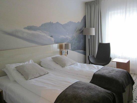 Grand Hotel Bellevue: Unser Zimmer