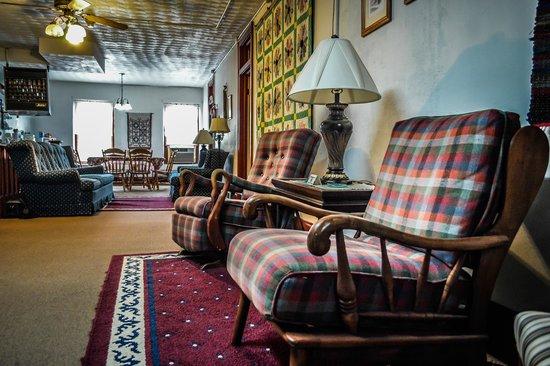 Hindman, KY: Common Room/Loung Area
