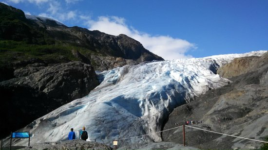 Exit Glacier: Wonderful Colors
