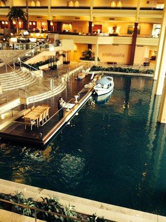 JW Marriott Desert Springs Resort & Spa: Boat Dock