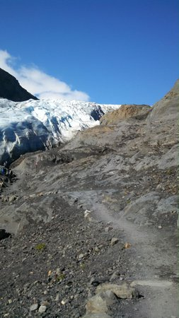 Exit Glacier: On the Edge