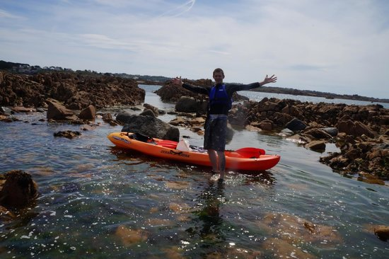 Outdoor Guernsey: Kayaking