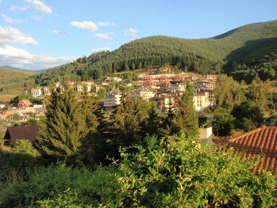 Real Valle Ezcaray : Desde la ermita de Zorraquin