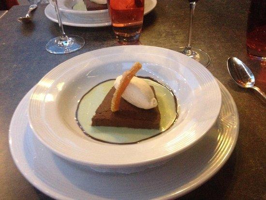 Brasserie Degas : Dessert