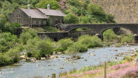 Elan Valley: Bridge