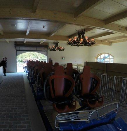Nigloland : Station Alpina Blitz
