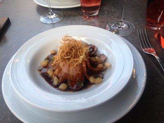 Brasserie Degas : Main course