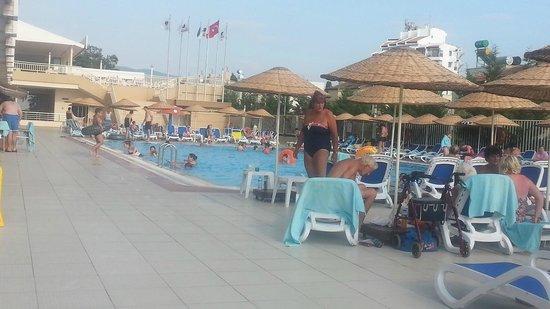 Ephesia Hotel: Pool