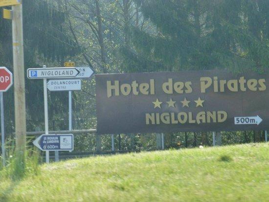 Nigloland : Sur la route du parc