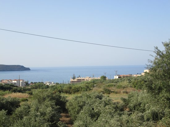 Hotel Eleftheria : View from hotel