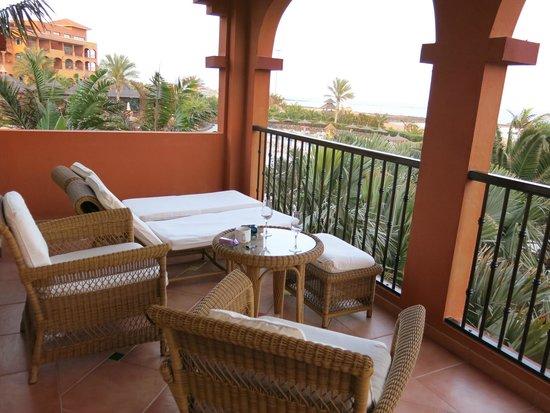 Sheraton Fuerteventura Beach, Golf & Spa Resort: Terasse