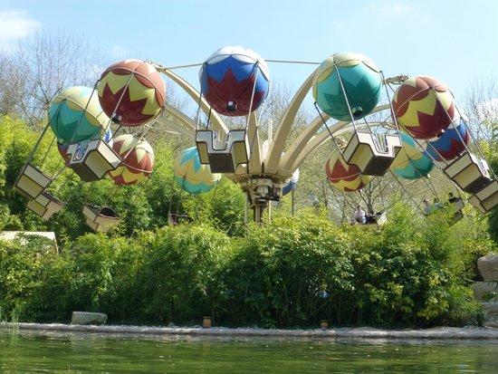 Nigloland : Ballons