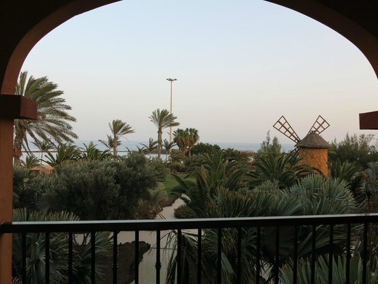 Sheraton Fuerteventura Beach, Golf & Spa Resort: Ausblick / View
