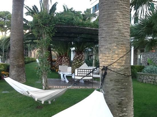 Villa Marina Hotel & Spa: the garden