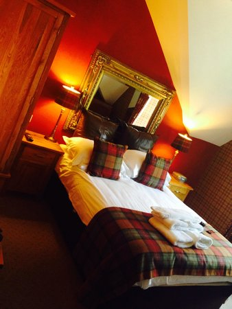 Woodlands Windermere: Lovely room on third floor