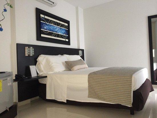 Hotel Quinta Estación: agradable