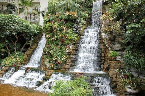 Gaylord Opryland Resort & Convention Center : Main Waterfall