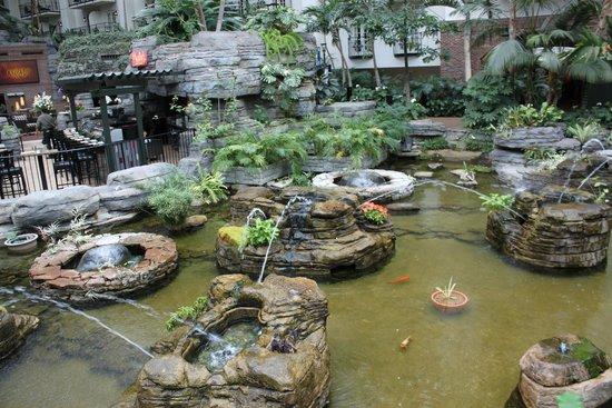 Gaylord Opryland Resort & Convention Center : Atrium