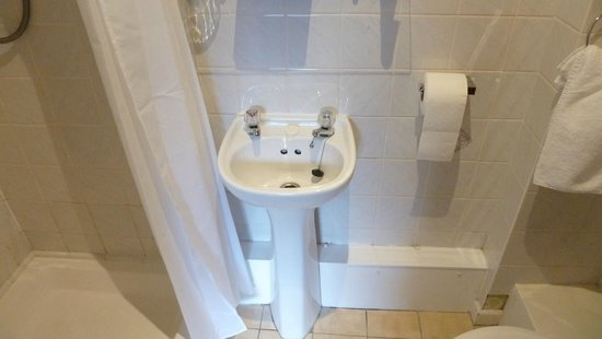 Bathroom detail with toilet and wash basin stock image image of