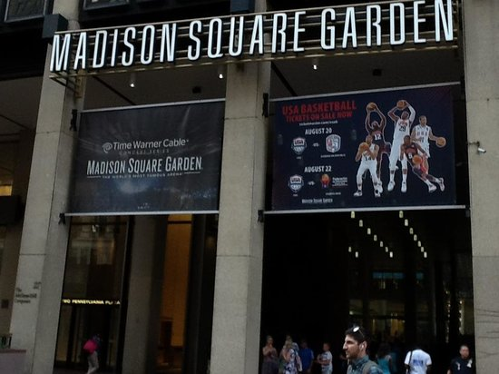 Doubletree Hotel Chelsea - New York City: Madison Square Garden