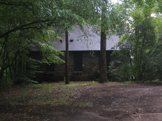 Chewacla State Park: A cabin in the woods