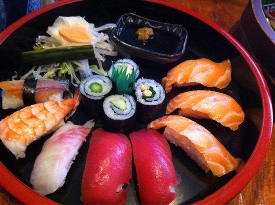 Little Tokyo: Nigiri sushi