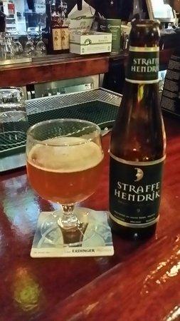 The Porterhouse Central: Interesting beer range