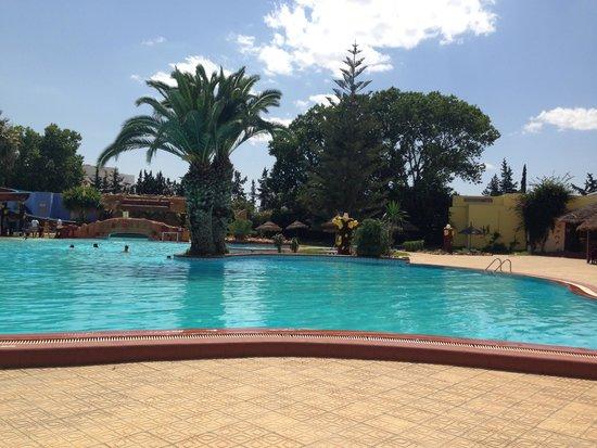 Caribbean World Hammamet Garden : Piscine 2ème hôtel