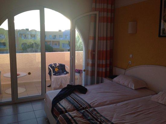 Caribbean World Hammamet Garden : Notre chambre