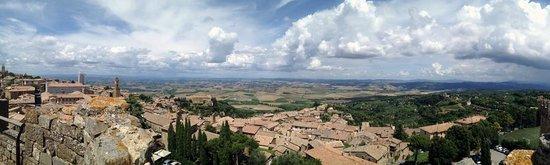 Enoteca la Fortezza di Montalcino: Montalcino