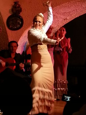 Tablao Flamenco Cordobes : Flamenco at Tablao Cordobes