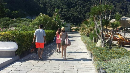 Poseidon Gardens Terme: Agosto 2014
