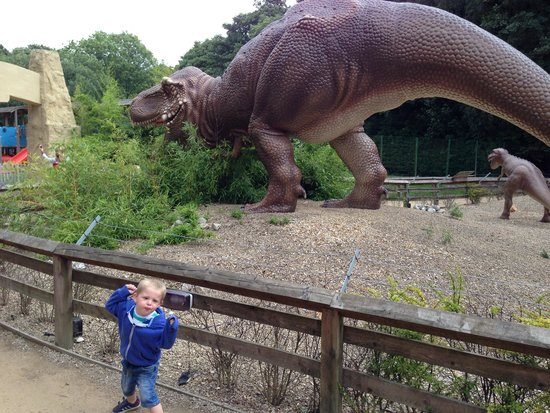Drayton Manor Park: Dino land