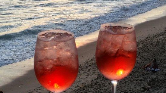 Pacific Edge Hotel on Laguna Beach : Our last trips cheers! :-)