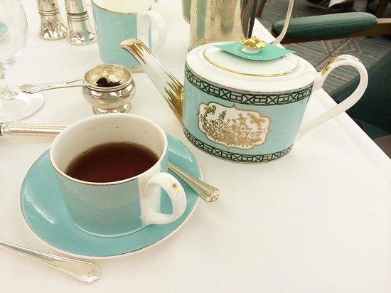 The Diamond Jubilee Tea Salon: le thé