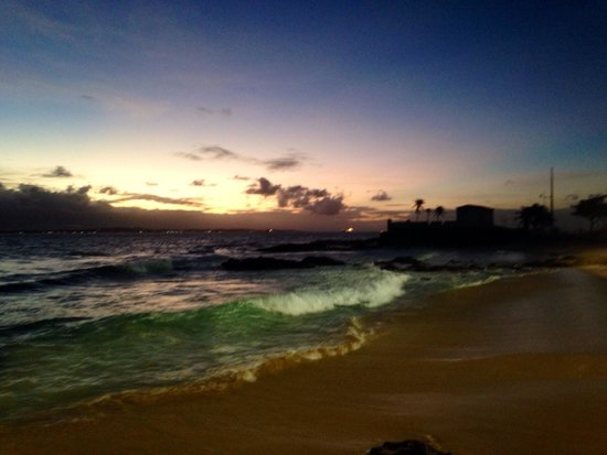 Porto da Barra : Stunning sunset