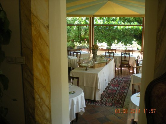 Hotel Santa Caterina: Sala da pranzo