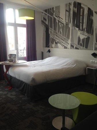 Ibis Styles Strasbourg Centre Petite France : our room