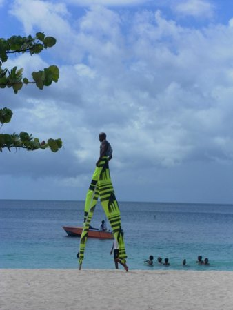 Coyaba Beach Resort: beach fest