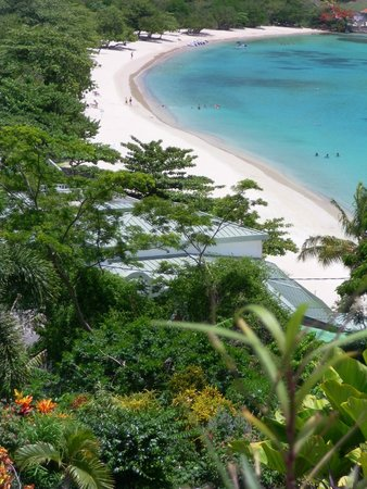 Coyaba Beach Resort: BBC mourne rouge beach