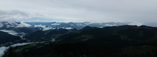 Kehlsteinhaus: Panoramic views