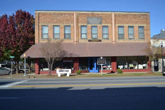 Centre, AL: Cherokee Co Historical Museum