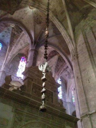Catedral de Mallorca: Interno...