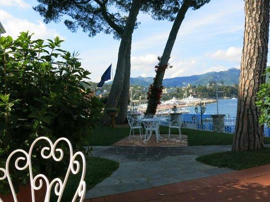 Grand Hotel Miramare : Restaurant