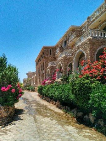 Citadel Azur Resort: Next to building 5