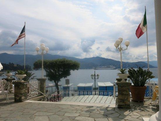 Grand Hotel Miramare : Ausgang