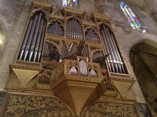 Palma Cathedral Le Seu : Interno...