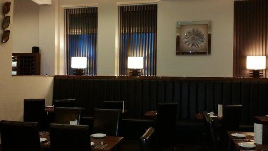 Spice Bistro: dining area
