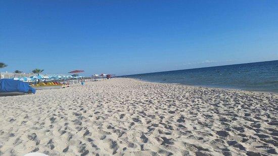 El Mouradi Club Selima : beach